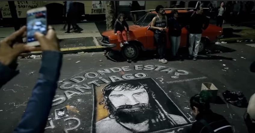 El kirchnerismo lanza un documental sobre Santiago Maldonado