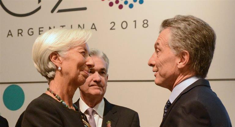 Con apuesta por la cooperación presidente argentino clausura cita G20