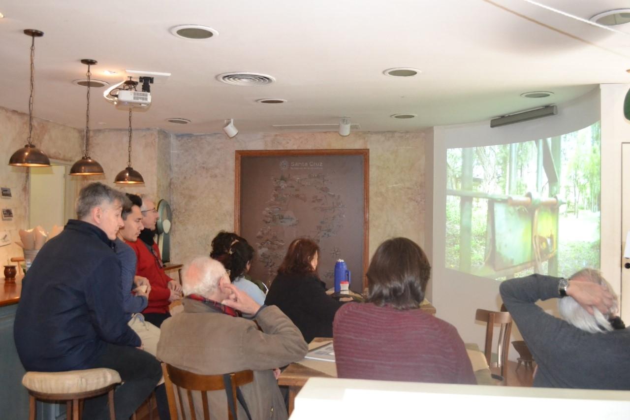 Ciclo de Cine Patagónico en Casa Santa Cruz - El Diario Nuevo Día