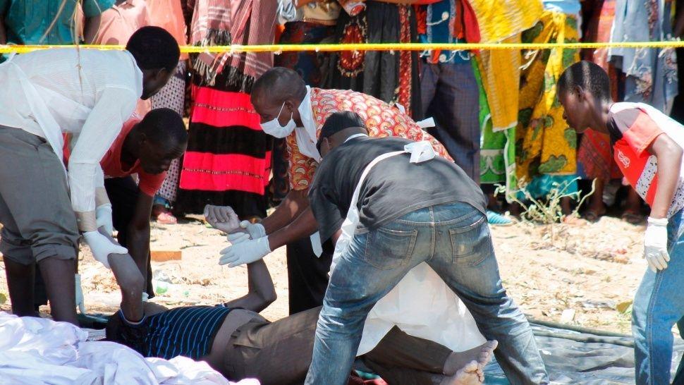 Naufraga un transbordador en Tanzania; reportan 44 decesos