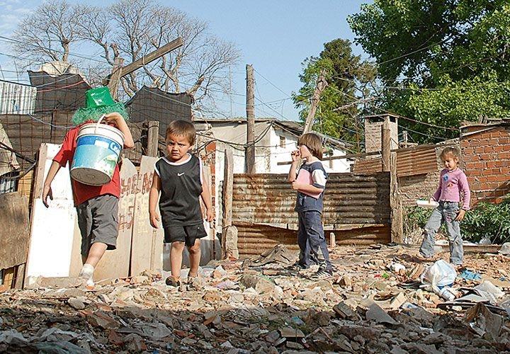 Resultado de imagen para argentina pobreza