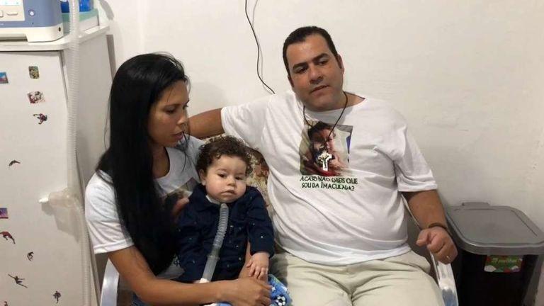 Por gastarse el dinero del tratamiento su bebé murió