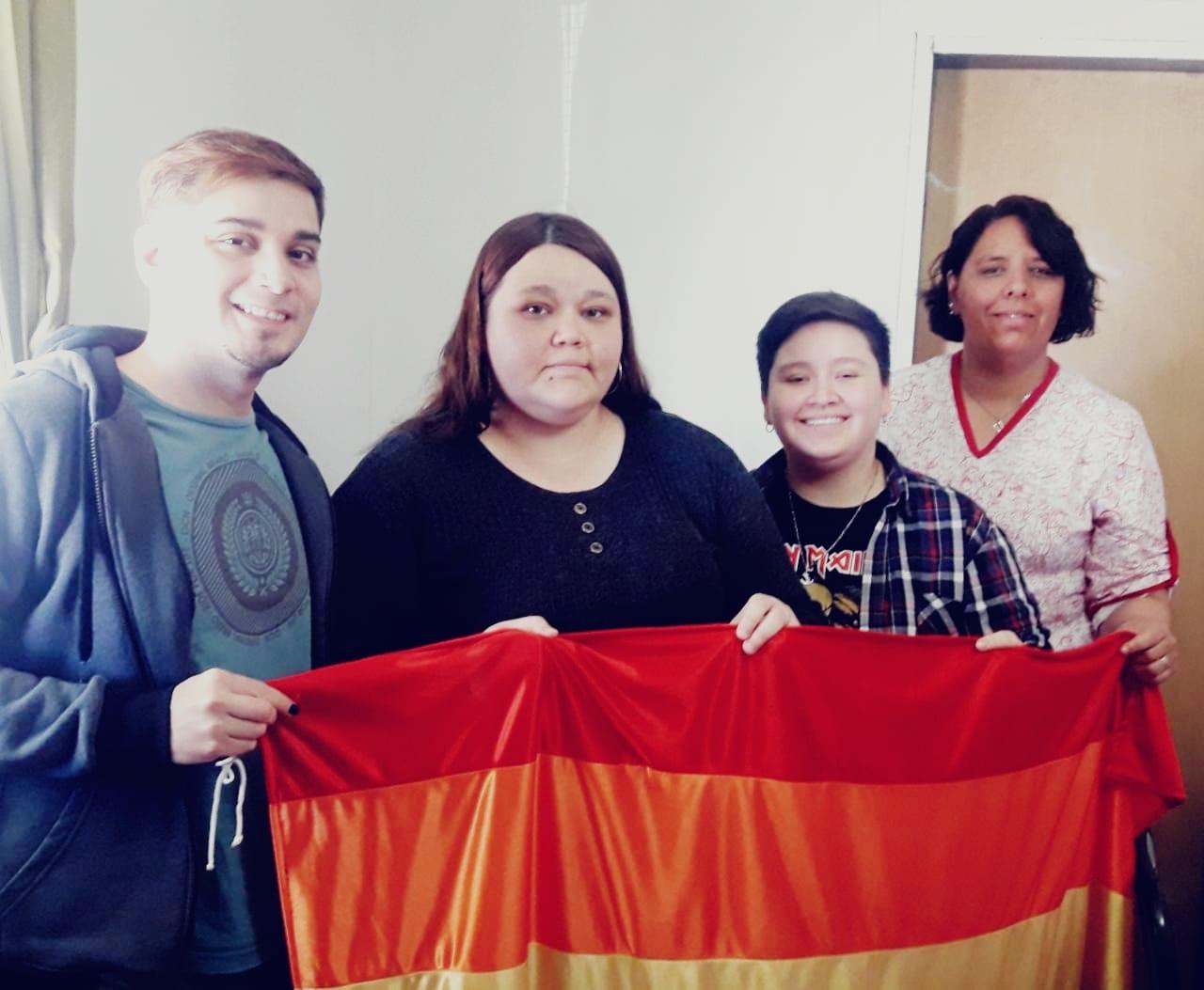 Se realizará la segunda Marcha del Orgullo en Caleta Olivia - El Diario Nuevo Dia
