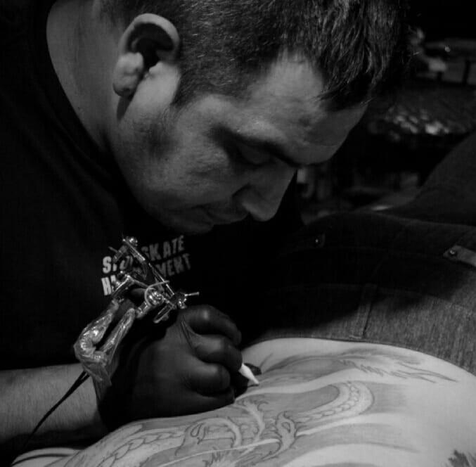Se viene una nueva convención Internacional de tatuaje en Caleta Olivia - El Diario Nuevo Dia