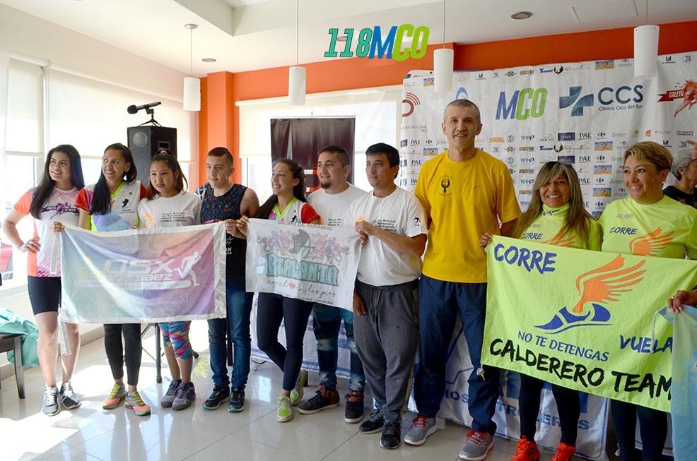 Este domingo se efectiviza la Corrida 118º Aniversario de Caleta Olivia - El Diario Nuevo Dia