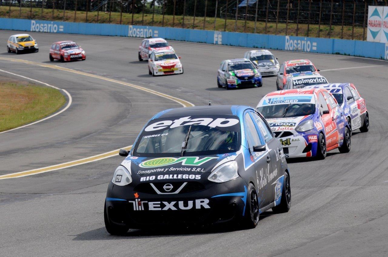 TN Clase 2: Gero Nuñez hizo podio en Rosario - El Diario Nuevo Dia