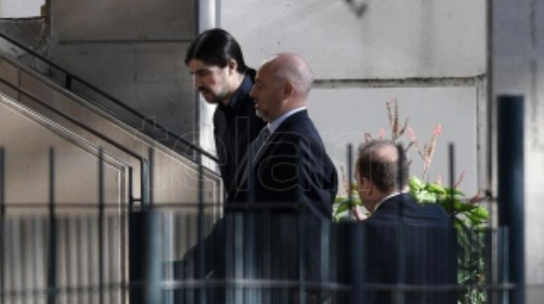Martín Báez se presentó en Comodoro Py y podría quedar preso