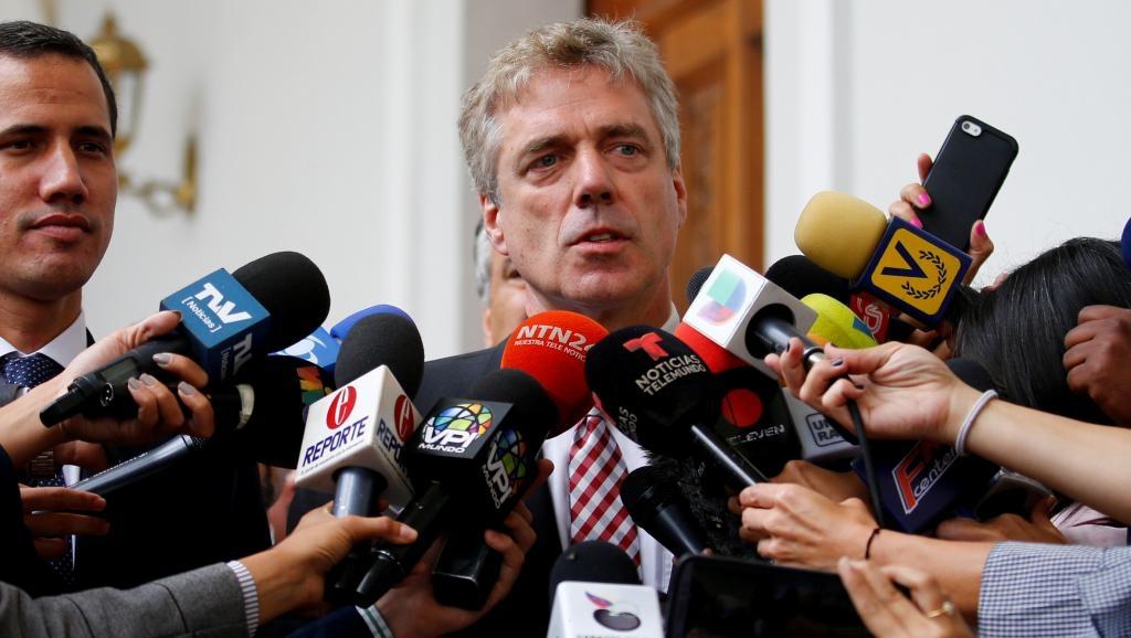 La UE está dispuesta a endurecer las sanciones contra Maduro — Ministro alemán