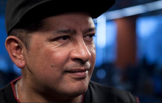 Un cantante de cumbia fue detenido con cocaína en su estómago