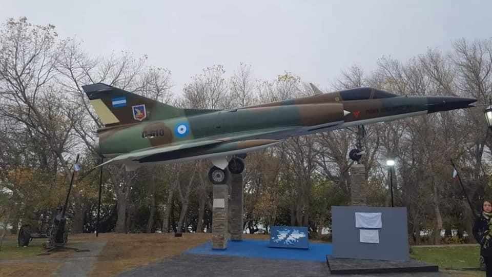 Resultado de imagen para Mirage argentina + monumento