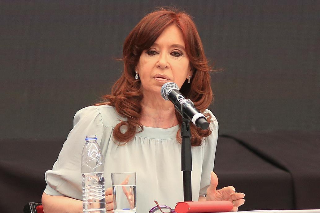 Gray, tras anuncio de Cristina Kirchner: