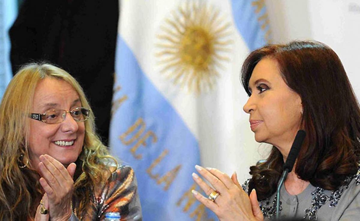 Cristina volvió y apuntó contra Cambiemos: