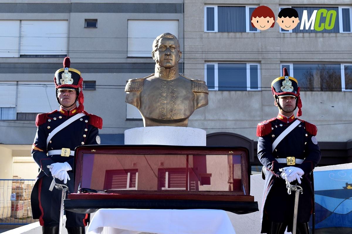Este sábado homenajearán al General José de San Martín