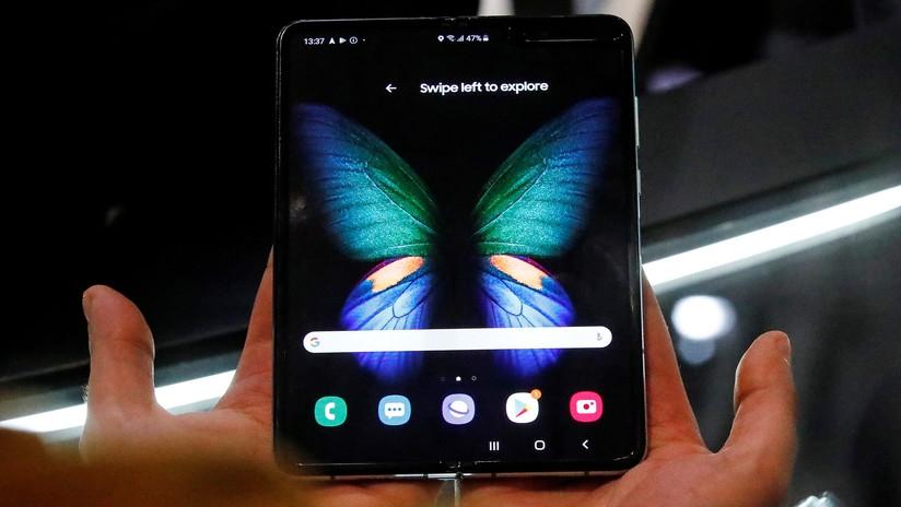 El móvil plegable de Samsung llega a nuestro mercado