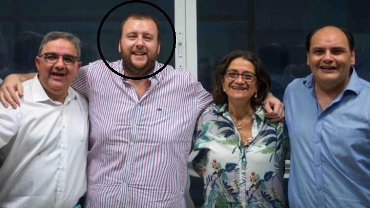 Designaron al sobrino chef de Alicia Kirchner como director del BNA