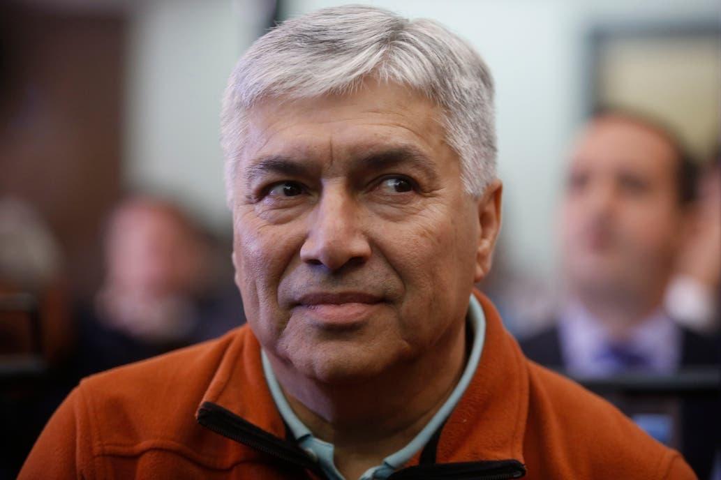 Lázaro Báez fue condenado a 12 años de prisión