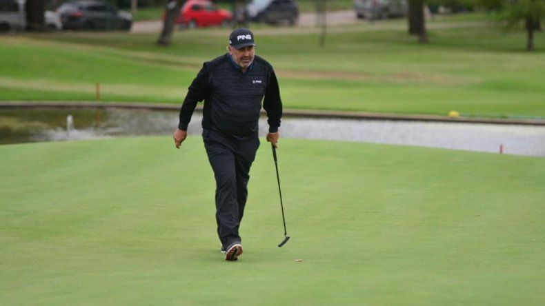 Ordenan detener al golfista Ángel