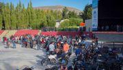 Con el Carnaval y el 3° Motoencuentro finalizaron los festejos de la 5° Fiesta Nacional del Lago