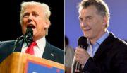 Expectativa por la reunión de Macri con Trump