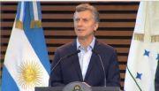 """Mauricio Macri habló de Santa Cruz y criticó que el Estado """"parezca un aguantadero de la política"""""""