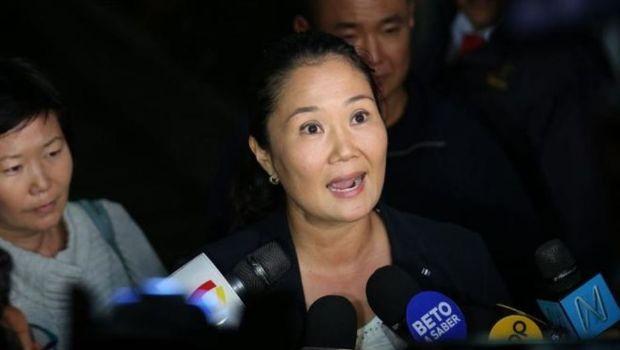 Perú: Detuvieron a Keiko Fujimori por lavado de activos