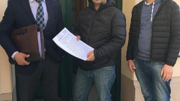 Concejal Roquel presentó amparo contra aumento del gas