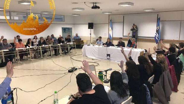 El COSU aprobó por uninimidad el Protocolo de Violencia contra las mujeres y comunidad LGBTTTIQ- ADIUNPA