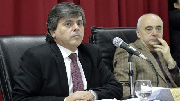 Leguizamón presentó su renuncia como presidente del Concejo Deliberante
