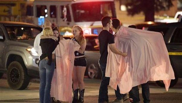 Un hombre entró a los tiros a un bar de California: al menos 13 muertos