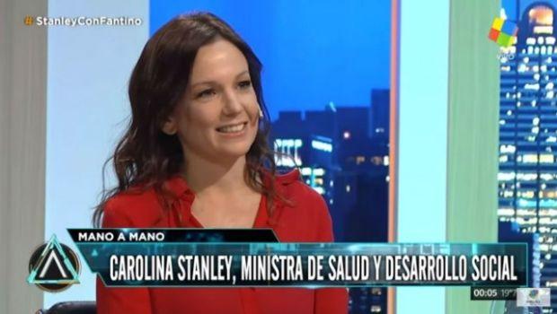 """Stanley: """"Argentina ya no banca más a los líderes oportunistas y demagógicos"""""""