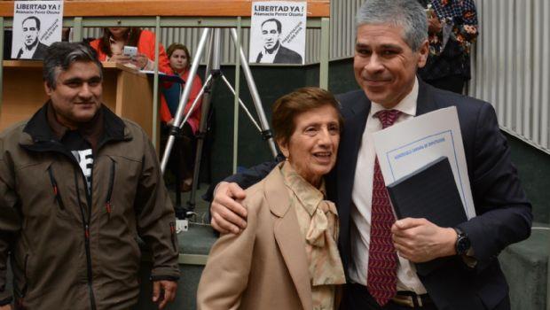 Reconocieron a la profesora Digna Inés Martínez