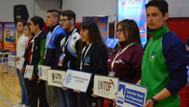 La UNPA ya palpita los Juegos Universitarios Regionales 2018