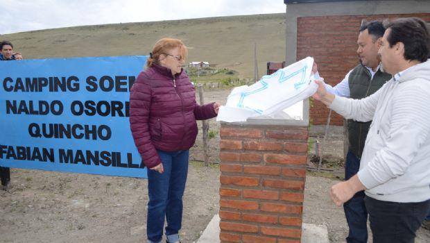 Puerto Santa Cruz:  homenajes en el Día del empleado municipal