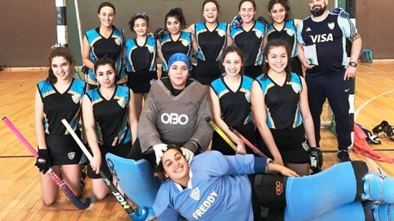 Hockey de Hispano viaja a Río Turbio