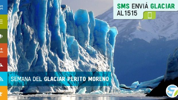 Glaciar Perito Moreno y Bosques Petrificados: finalistas de la campaña 7 Maravillas Naturales Argentinas