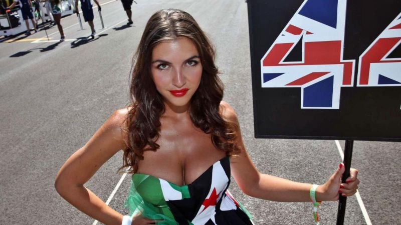 La F.1 se despide de las Grid Girls
