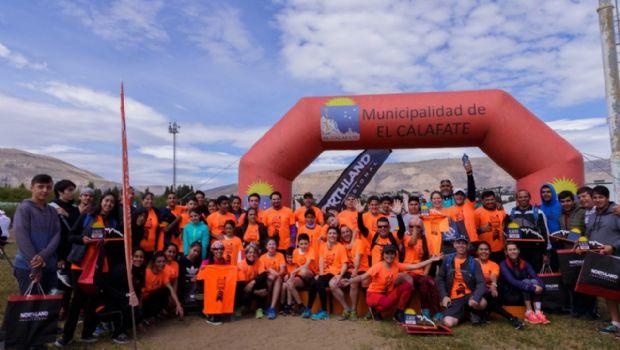 Gran participación en la 4° Edición del Cross Running del Lago Argentino