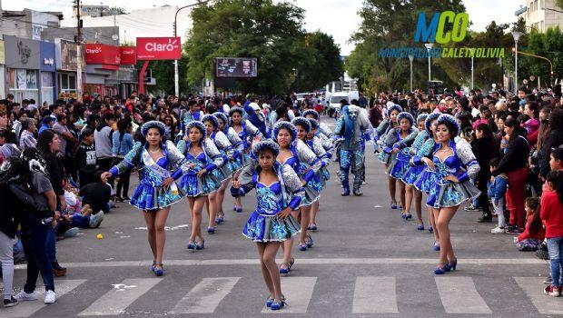 Multitudinario cierre de los Carnavales en Caleta Olivia
