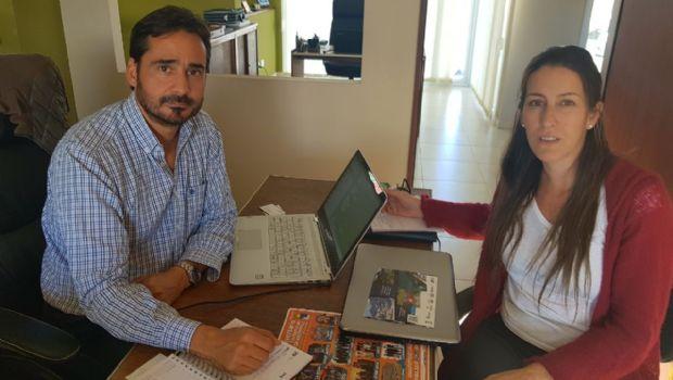 El Chaltén y El Calafate planifican agenda de trabajo en conjunto para el 2018