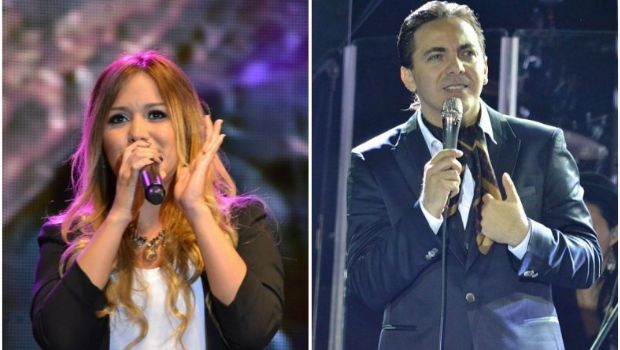 """Cristian Castro y Karina """"La Princesita"""" abren hoy la Fiesta Nacional del Lago"""