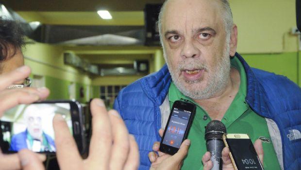 El intendente de Río Gallegos permanece en terapia intensiva