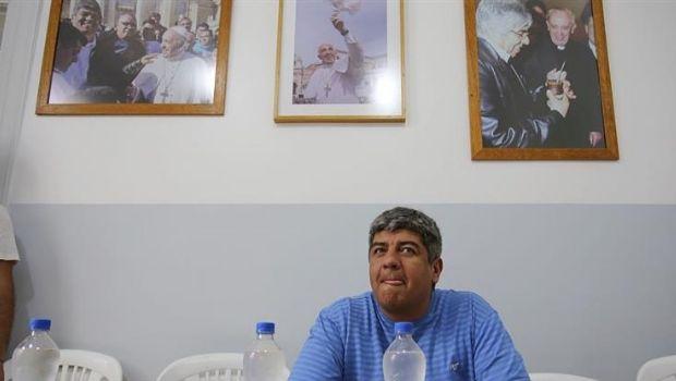 """Pablo Moyano anticipó que la marcha será """"multitudinaria"""" y le reclamó al Gobierno que """"escuche"""""""