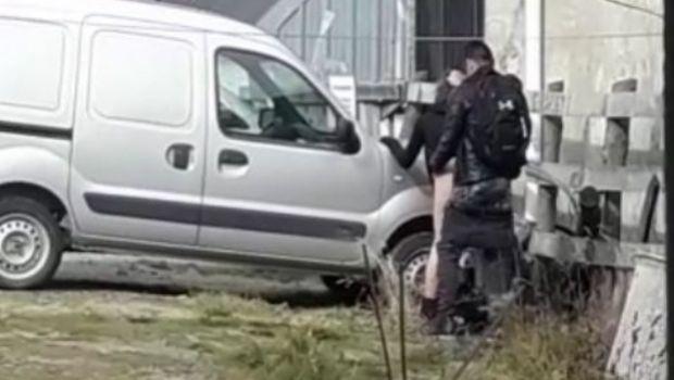 Filman a pareja de Ushuaia teniendo sexo en la calle