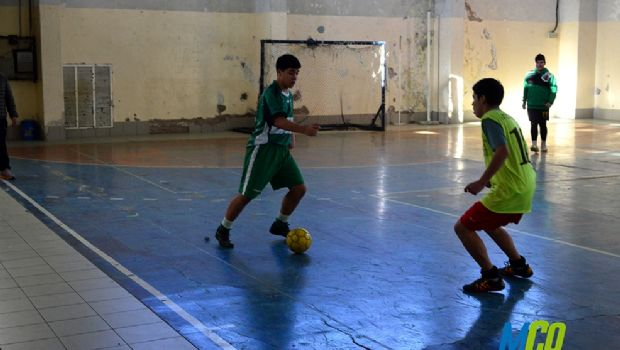 Caleta Olivia: Municipio incentiva valores éticos entre los adolescentes a través del Torneo Interbarrial