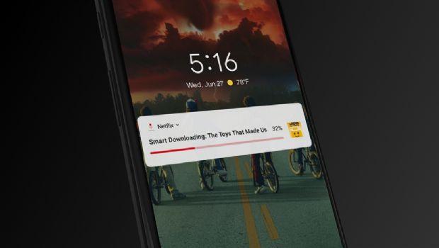 Netflix ahora permite bajar películas y series en forma automática al celular