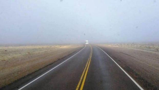 Piden circular con precaución por las rutas de Santa Cruz y Chubut