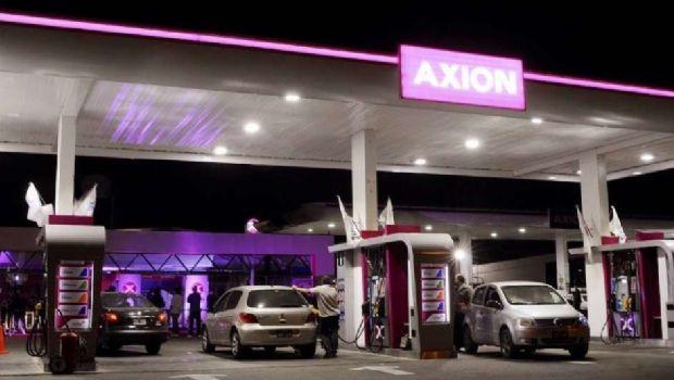 La petrolera Axion sumó un nuevo aumento y encareció hoy 2% sus combustibles