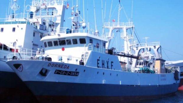 Se hundió pesquero español frente a las costas de Chubut: un muerto y un desaparecido