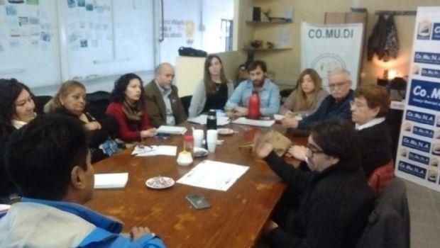 COMUNA presenta un proyecto para implementar programa de becas solidarias