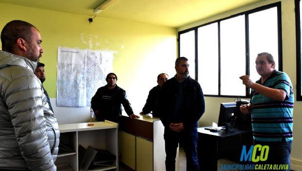 Prades anunció detalles sobre el sistema de monitoreo en Caleta